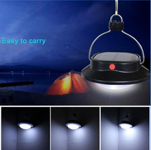 Led Camping Tent Lantern Lights Rechargeable Battery Powered with USB Charging Port