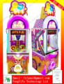 2017 most popular product Kid Gift Machine Coin Operated Game / Vending Crane Arcade Machine