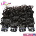 Private Label Hottest Natural Wave 16 Inch Virgin Remy Brazilian Hair Weft