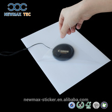 Removable PVC self adhesive Static Cling Window Film ,Made in China
