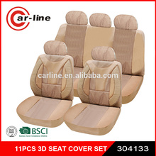 Factory Directly car seat cover leather for toyota axio With Long-term Service