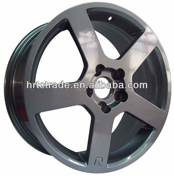 17/18 inch replica wheel for volvo