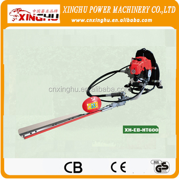 1E32F engine double side 25.5cc gasoline hedge trimmer