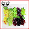 2016 hot selling home decor lifelike artificial grape cluster rings