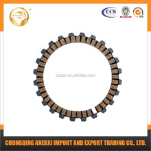 High Quality LK110 Motorcycle Transmission Paper Based Clutch Plates For Motorcycle Engine Parts