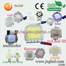 Refletores para palco uv 365nm led chip 1w diodes manufacturers high lumen
