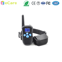 Simple dog electronic shock training collar for sale