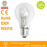 A55 220-240V 70W E27 halogen lighting