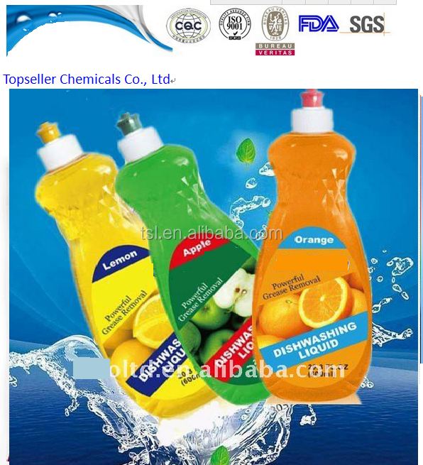 Rich foam concentrated dishwashing liquid/tableware washing soap