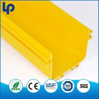 solar system construction Powerful UL tested plastic fiber duct