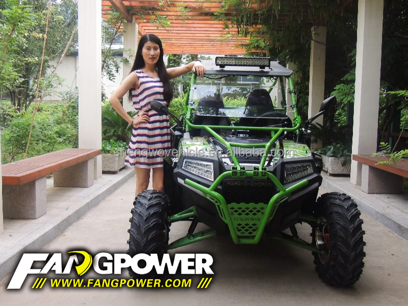 Chinese shaft drive diffrerential 400cc racing hunting buggy for sale