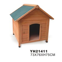 Manufacture Sale Customized Dog Wooden House For Dog