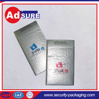Air Bubble Plastic Packing Bag For Protective Goods