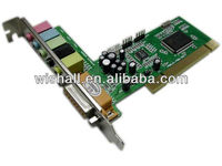 6 Channel Sound Card to PCI CMI8738