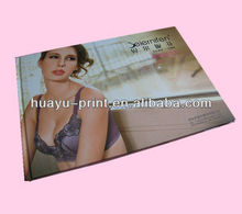 2013 popular underwear hardcover book