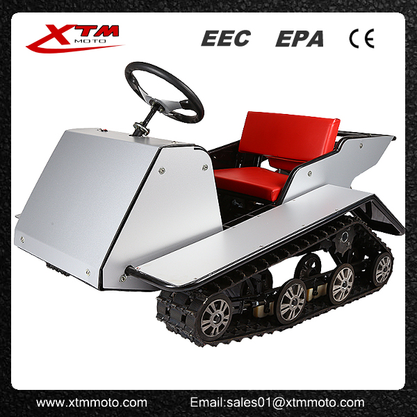 200cc petrol mini kids snowmobile