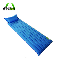 New style eco-friendly floating inflatable beach bed mattress