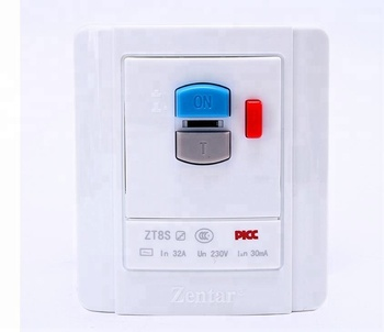 Factory Leakage Protection Switch Air Conditioner Wall Switch