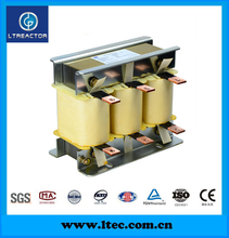 High Quality AC Input line Reactors for Frequency Converters, 15KW 380V