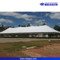 fabric roof structure pre fabricated steel structure