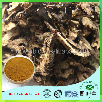 Organic Black Cohosh Root Extract 10:1