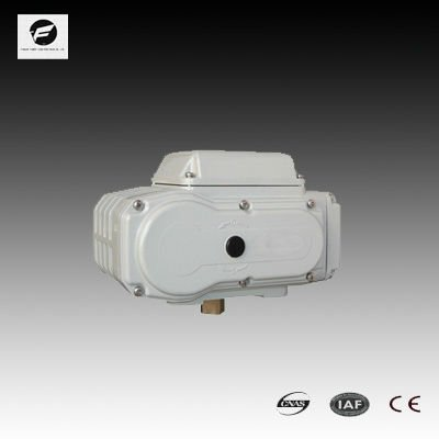4-20ma modulating type on-off type CTB-025 250NM motorized damper actuator