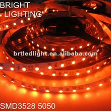 Bright Hot 12V SMD3528 5050 LED Sensor Strip Light with cheap price
