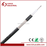 Low Attenuation RG58 Coaxial Cable 50