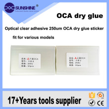 Mobile Phone LCD Touch Screen OCA Film Dry Glue For Iphone 4/4S