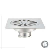 8901 Factory best price stainless steel drain