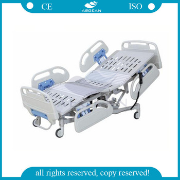 AG-BY007 Advanced hospital furniture 5 functions used hospital beds for sale
