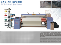 Famous In Chinese Markets With Cheapest Price ZAX-N6 Air Jet Loom