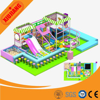 Wenzhou Children Plastic Games Sea Theme Pirate Ship Indoor Playground Equipment Price