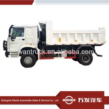 Best Seller SINOTRUK HOWO 4X4 OFF-ROAD Tipper Lorry