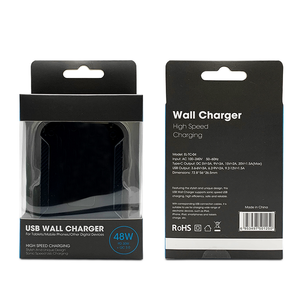 30W pd wall charger