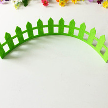 wholesale hot products 2018 felt fence home accessories decoration items