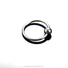 Stainless Steel Cock Ring Titanium Sex Toys Fancy Jewelry Wholesale
