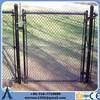 ISO9001 Galvanized and pvc coated chain link fence in roll