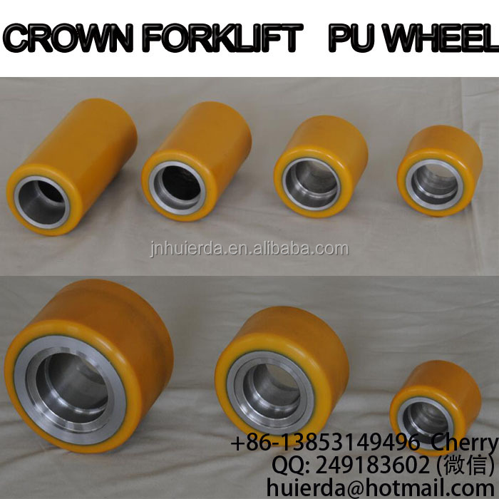 Forklift Truck <strong>Wheel</strong>/PU <strong>Wheel</strong>/CROWN PU <strong>Wheel</strong>