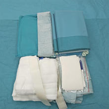 Hospital Use Surgical Sterile Lap Sponge Laparotomy Pack