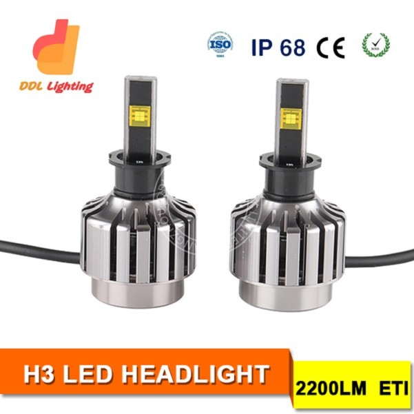 Super Bright 9005 30W LED Headlight Car LED Front Headlights High Power auto Fog Bulb Lights Lamp 6000-7000k led light