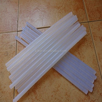 white translucent color silicon stick glue
