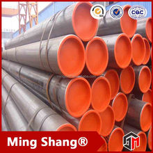 galvanized Welded spiral petroleum steel pipe/tube