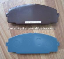 A334K auto brka pads for TOYOTA
