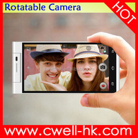 X-BO V11 Rotatable Camera Android Smartphone MTK6572W Dual Core 5.0 Inch CHina CDMA mobile phone