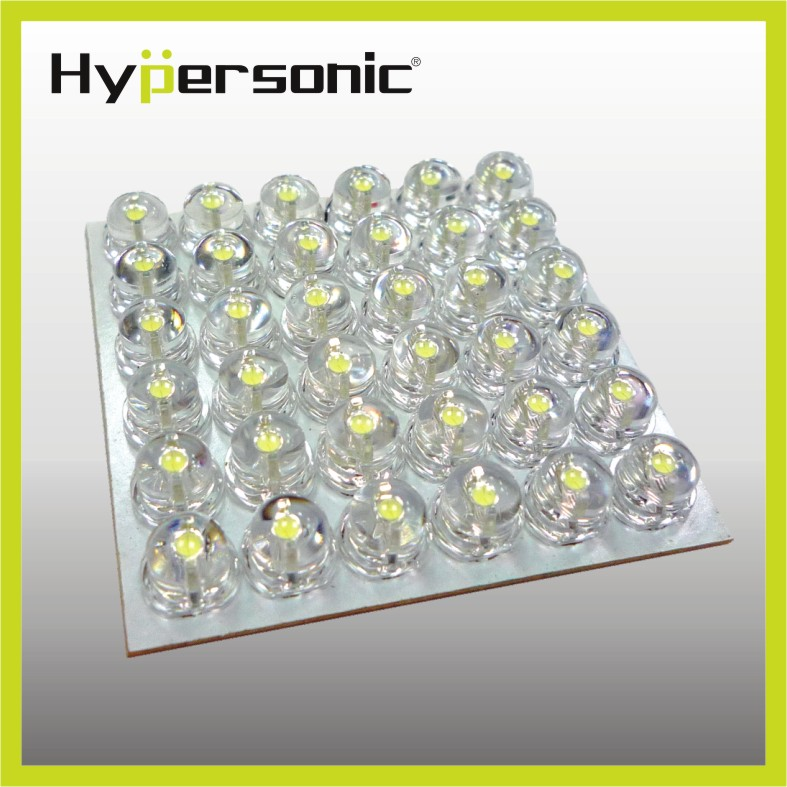 Hypersonic HPR612-W wholesale auto car led lighting 12v led light bulb