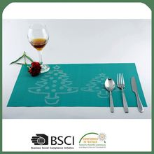 Newest selling different types dining table floor mats for wholesale