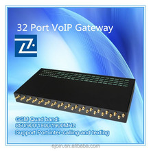 Hotsale! Ejoin 8/16/32 port gsm voip gateway call terminal low price cdma module