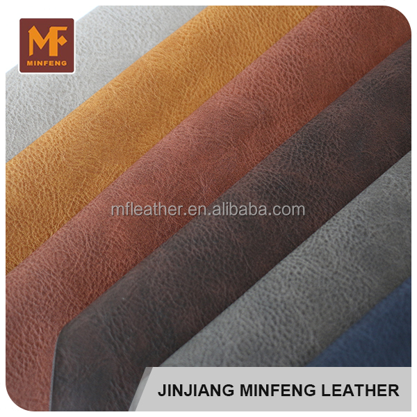 Bolecajiao name brand hot sale pu leather raw material for shoes and bags