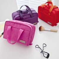 2015 the best design cosmetic bag fashion beautiful toiletry bag